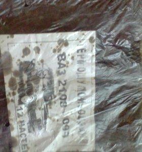 Теплошумоизоляция ВАЗ 2108 - 099