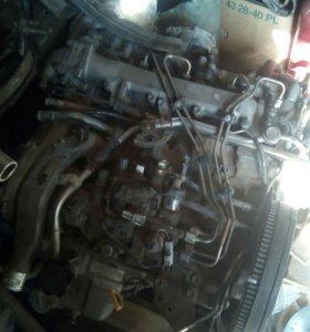 Двигатель 3c-te