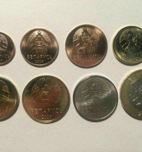 Набор монет Беларусь