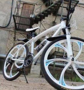 Велосипед Для Взрослых 6 лепестков BikeMANWant