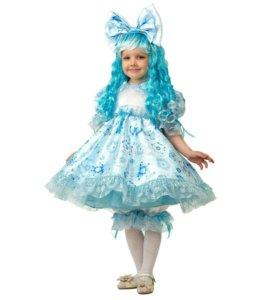 Мальвина сказочная карнавальный костюм!