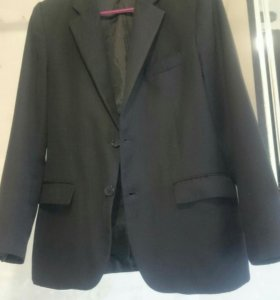 Школьный пиджак.