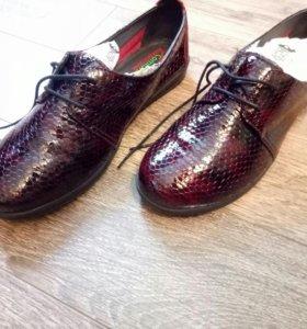 Женские ботинки francesco donni
