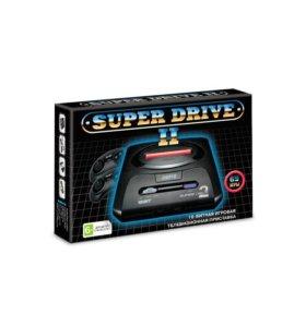 Sega Drive 2 Classic (62 игры). Доставка по РФ