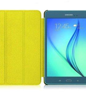Smart Case Samsung Tab A T350/T351 8.0 лимонный