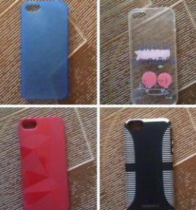 Чехлы айфон 5,5s,5se
