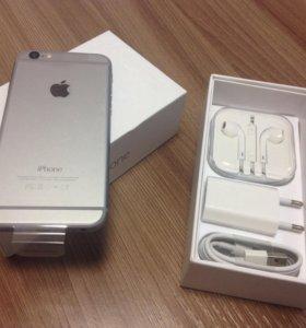Новый iPhone 6 на 16 Гб