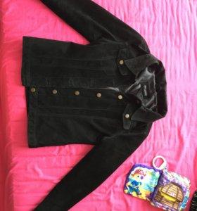 Кожаная куртка , пиджак ,