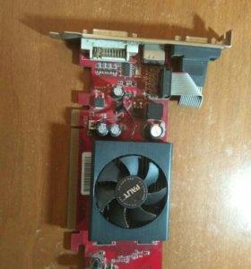 Видеокарта Nvidia 8400g 512мб