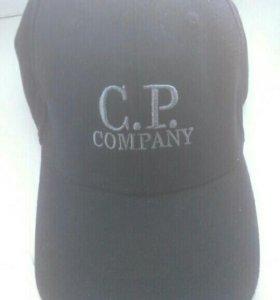 Кепка, бейсболка.C.P. Company без линз!!!