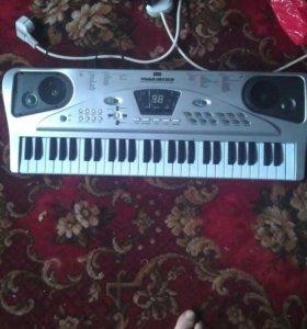 Учебный синтезатор