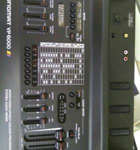Микшер пульт монтаж контроллер unomat6000
