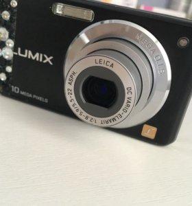 Цифровая фотокамера, Panasonic DMC-FS62