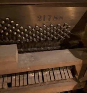 "Пианино ""Wilhelm Menzel"""