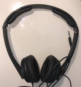 НАУШНИКИ sennheiser PX 200 II черные