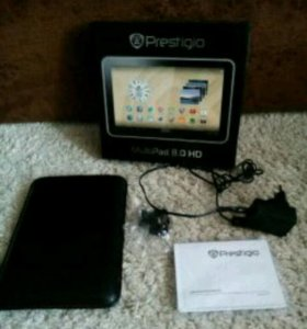 Планшет Prestigio multipad 8.0 hd