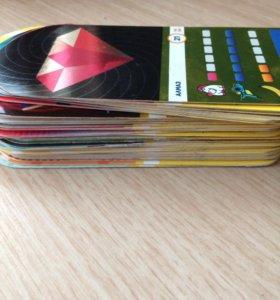 Карточки ,,Гадкий Я'' полная коллекция