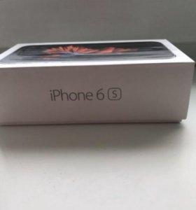 Айфон 6s, 32g, черный