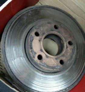 Тормозные диски для Ford Focus 2