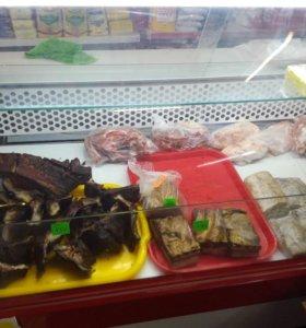 Мясо в ассортименте