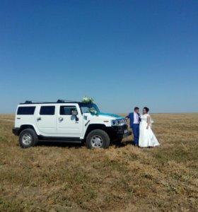 Хаммеры для свадеб