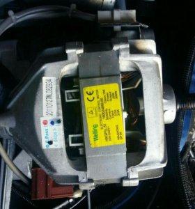 Двигатель на стиральную машину индезит