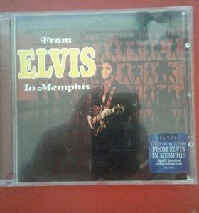 Elvis Presley-from Elvis In Memphis cd