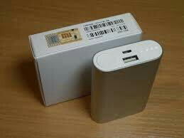 Power bank Xiaomi оригинал 10.000