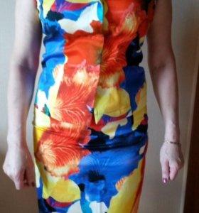 Женский костюм Climona блуза с юбкой