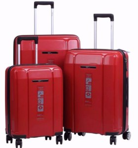 Набор чемоданов новый! Можно по отдельности.