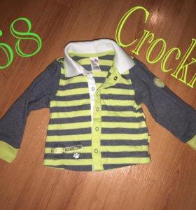 Рубашка детская Crockid