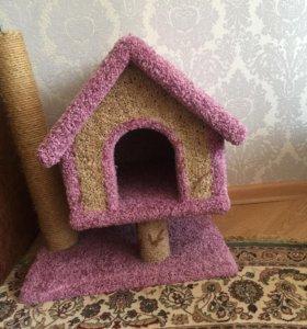 Кошка Кошкин домик