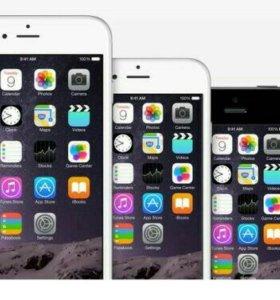 iPhone дисплей 4,5,6,7,