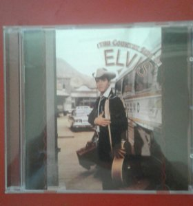 Elvis Presley - the Country side of Elvis cd