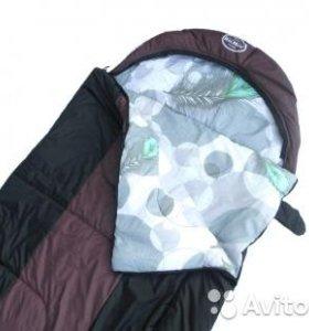 спальные мешки Аляска Expert -10 (новые )