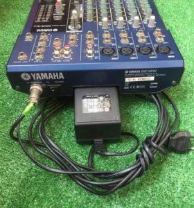 Микшер Yamaha MG8 2fx