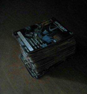 Карточки черепашки ниндзя
