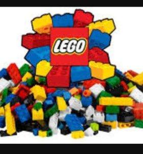 Лего б/у 5,1 кг