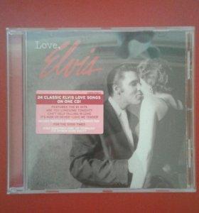 Elvis Presley - Love, Elvis cd