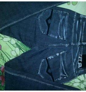 Тёплая джинса!!!