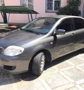 Toyota Corolla 1.6 AT, 2005, седан