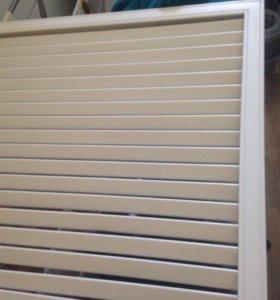 Экраны (короб)для радиаторов отопления
