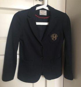 Пиджак школьный Zara 11-12лет(152см)