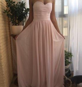 Платье выпускное, свадебное, вечернее