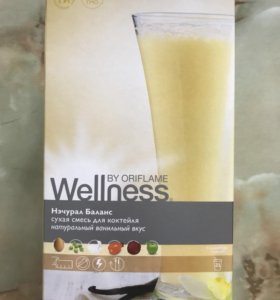 Wellness Вэлнесс белковый коктейль