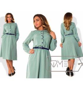 Новое очень стильное платье