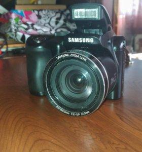 """Фотоаппарат """"Samsung""""+чехол для хранения"""