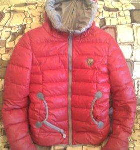 Куртка девочковая