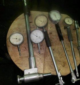 нутромеры индикаторные