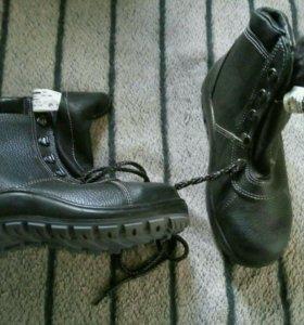 Рабочие ботинки, ЗИМА !!!